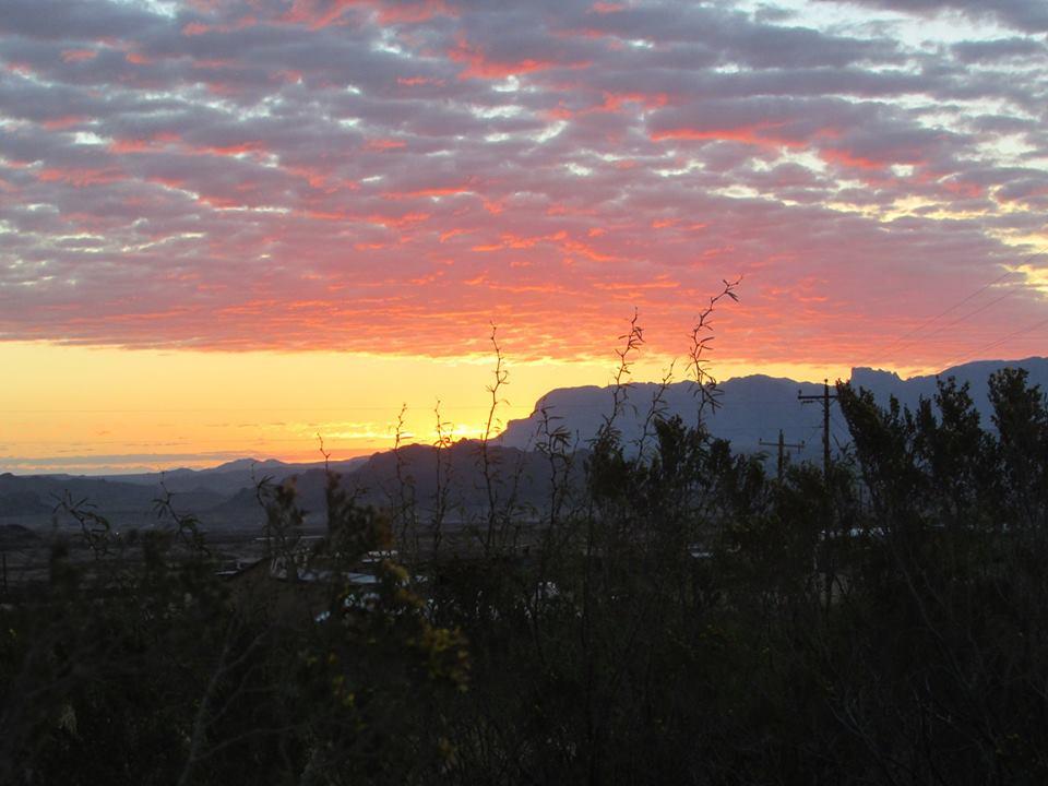 Spring Break sunrise