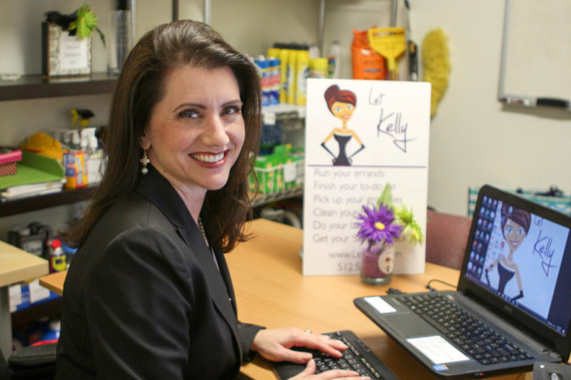 Kelly Jedele - Founder & Executive Director of Let Kelly