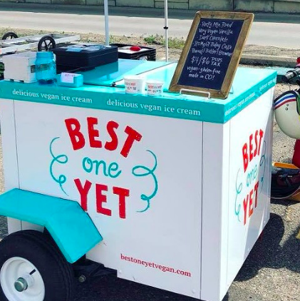 Denver Westword - Check out this list of the top 10 places to find vegan ice cream in Denver, featuring Best One Yet!