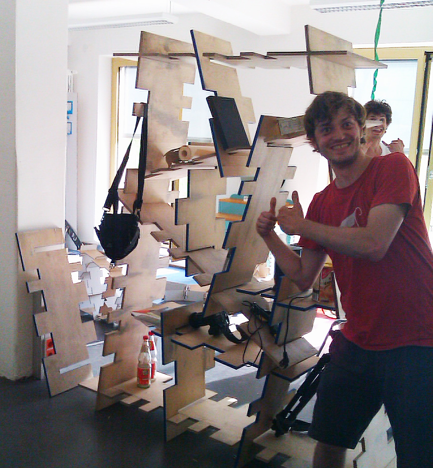 Halle Art School Open Design Course, 2012