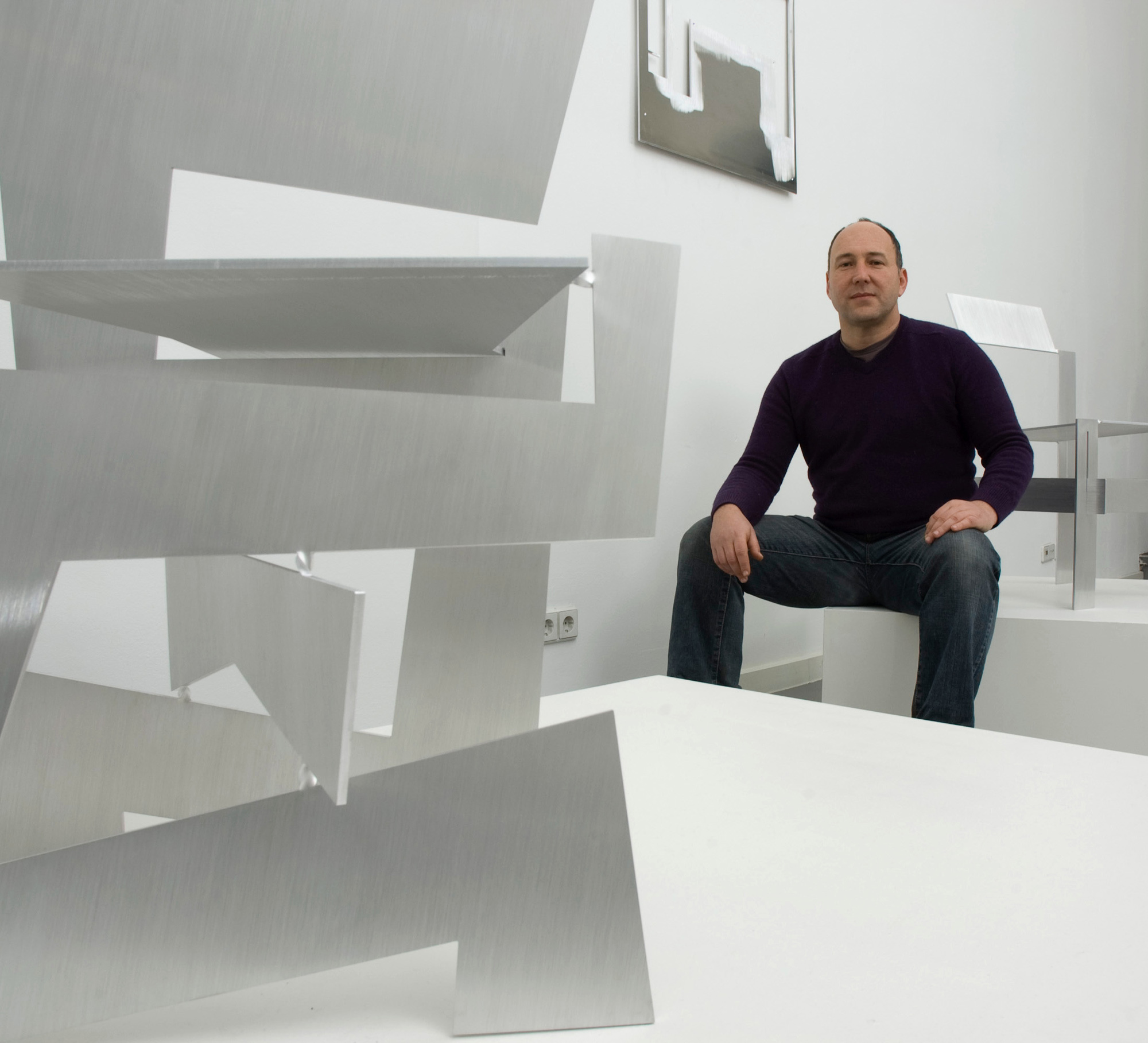 Ronen at Appel Gallery.jpg