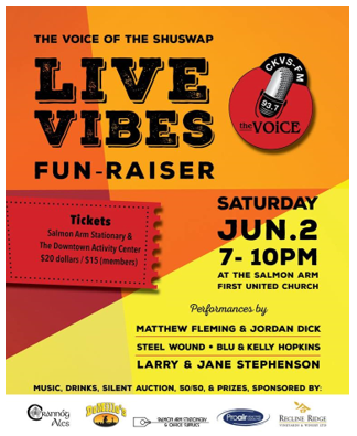 Voice of the Shuswap Fundraiser.PNG