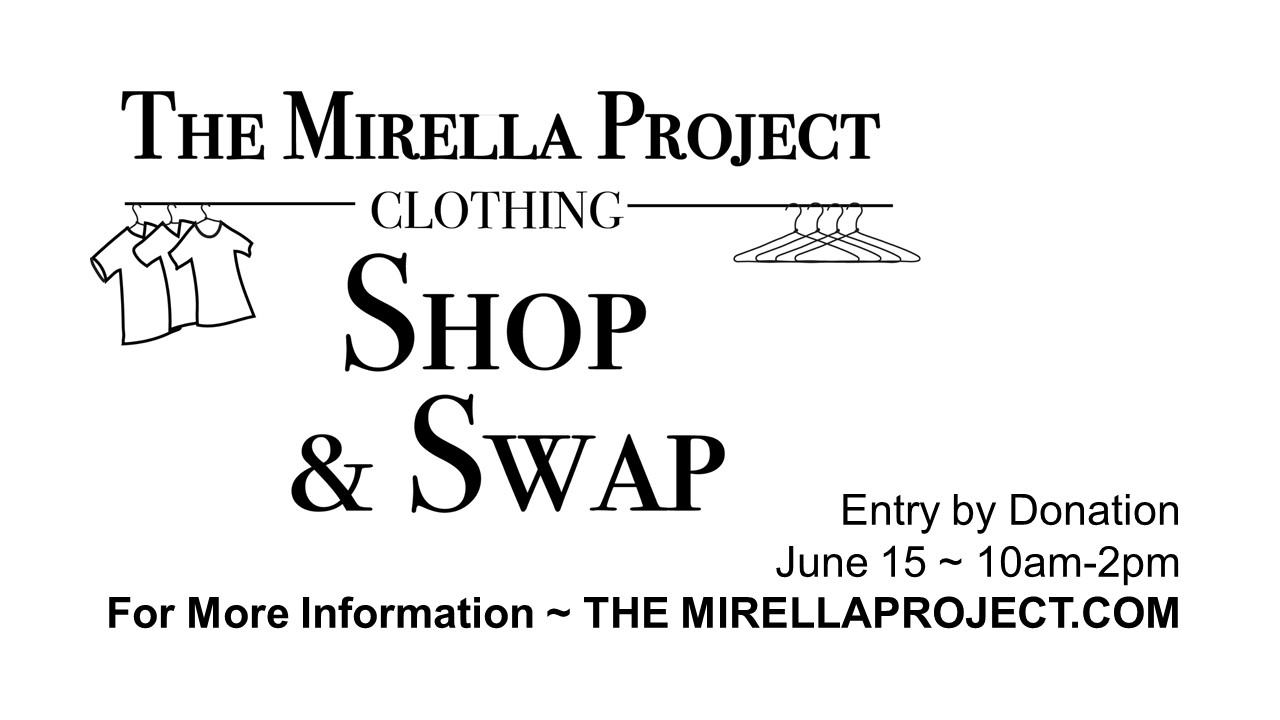 Swap and Shop The Mirella Project.jpg