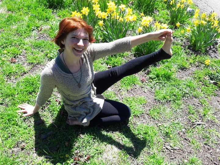 Christine and daffodils.jpg
