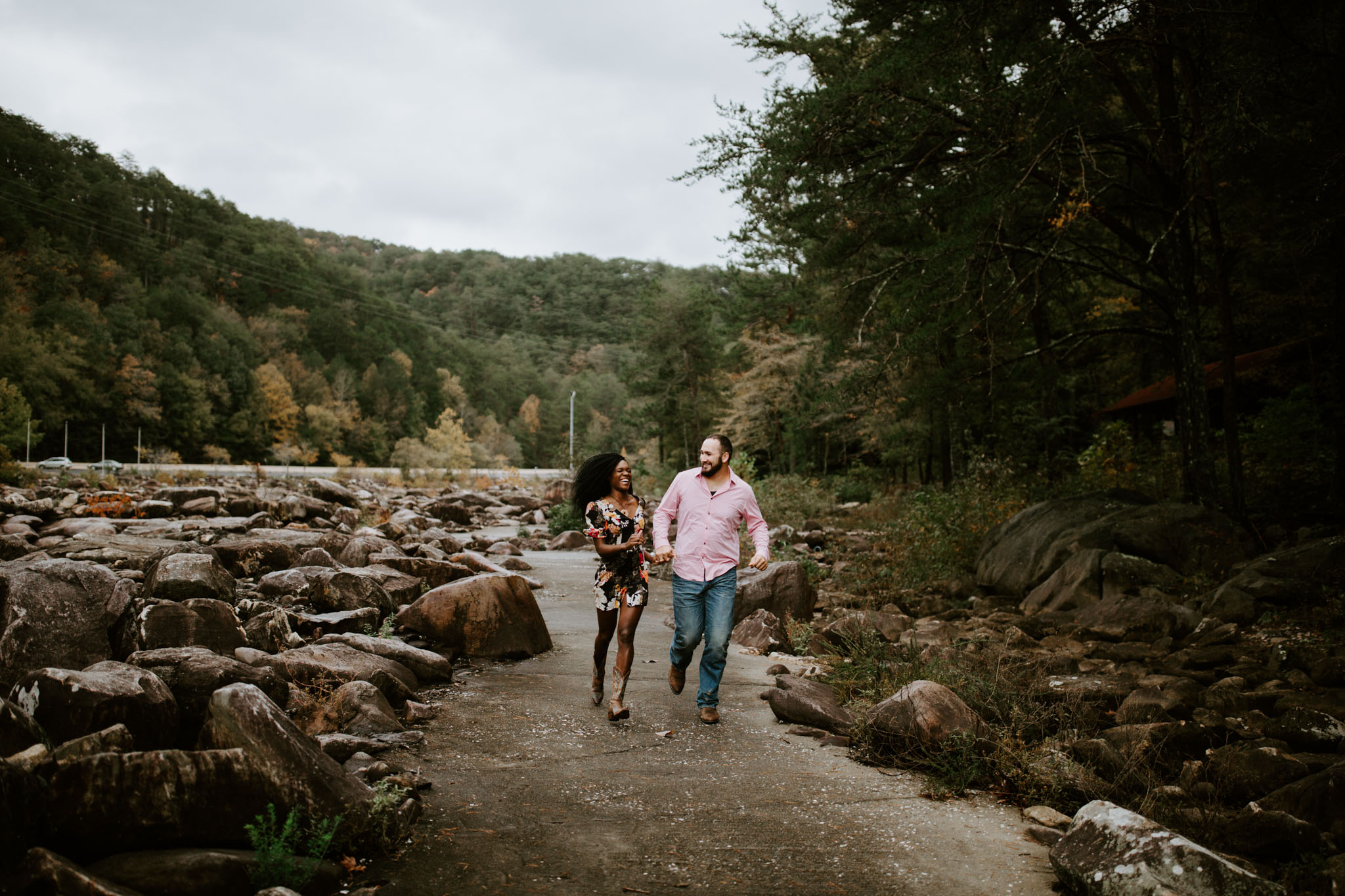 Shawney + Dan + Nashville + Chattanooga + Tennessee + Engagement + Ocoee River + Wedding + Photographer-27.jpg