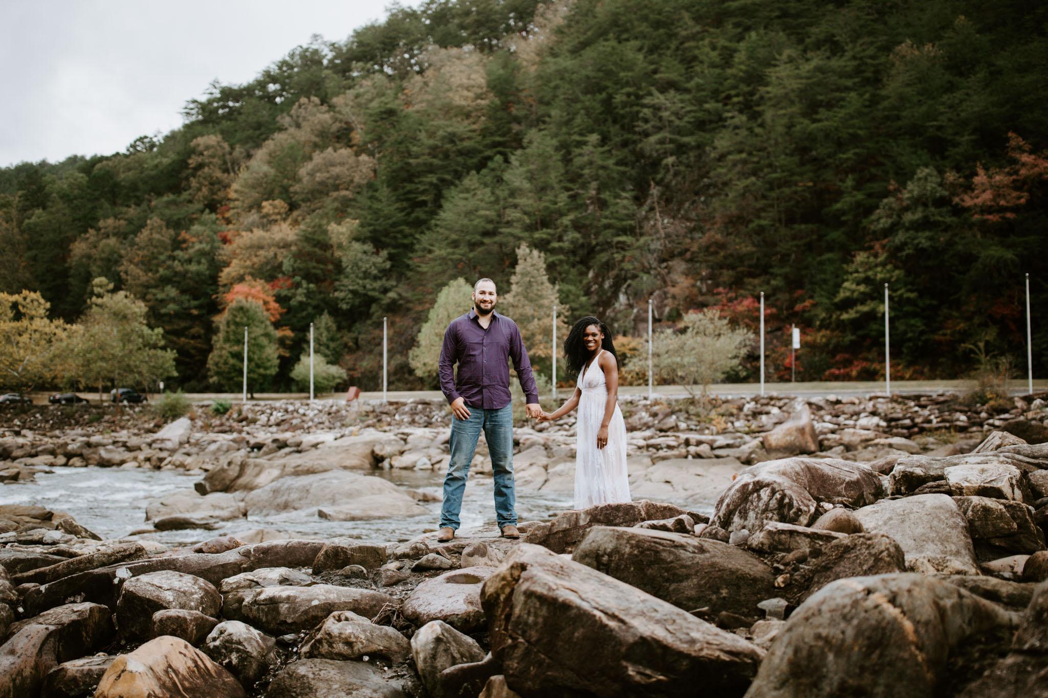 Shawney + Dan + Nashville + Chattanooga + Tennessee + Engagement + Ocoee River + Wedding + Photographer-71.jpg