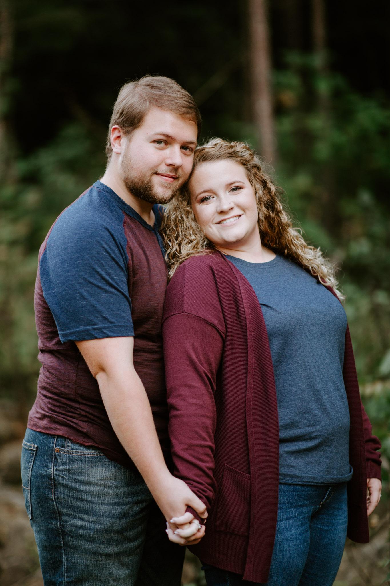 Kaitlin + Blake + Chattanooga + Tennessee + Engagement + Ocoee River + Wedding + Photographer-55.jpg