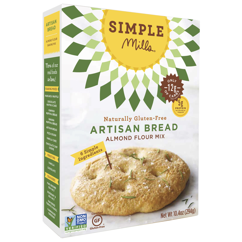 Simple Mills Artisan Bread