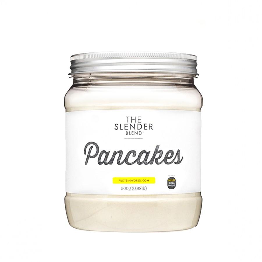 The Slender Blend Pancakes