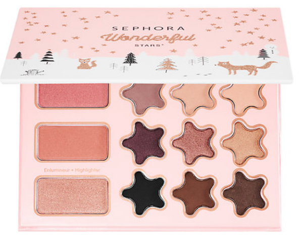 Sephora Collection Wonderful Stars Palette
