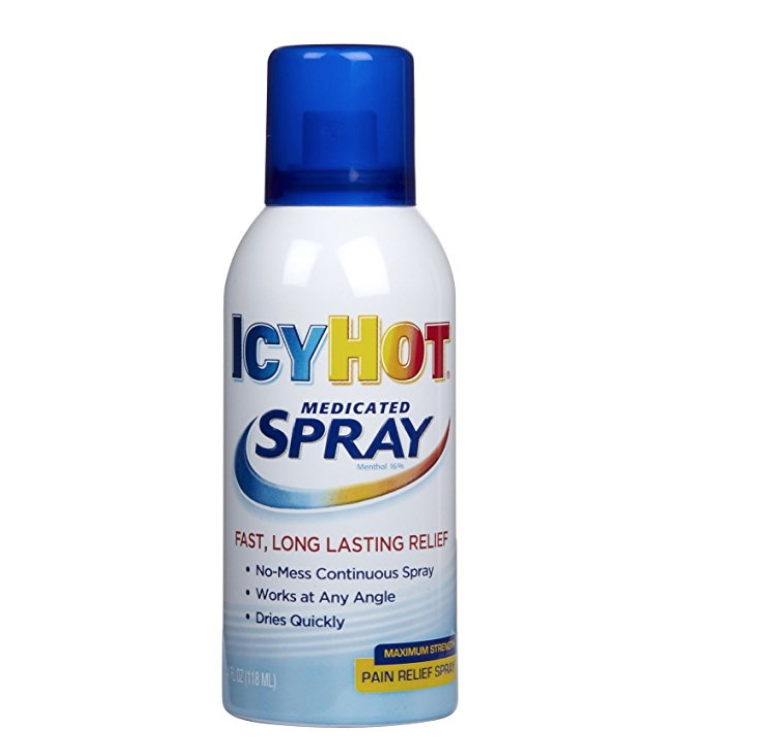 Icy Hot Muscle Spray