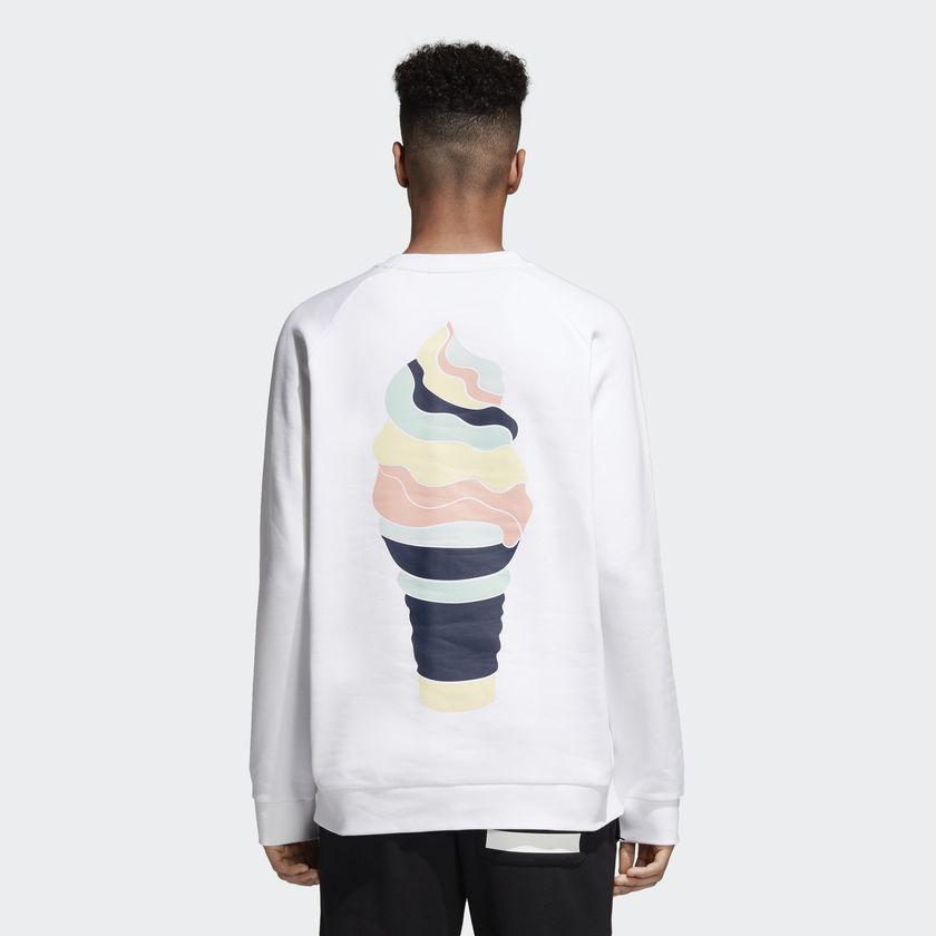 Adidas Crewneck Sweatershirt