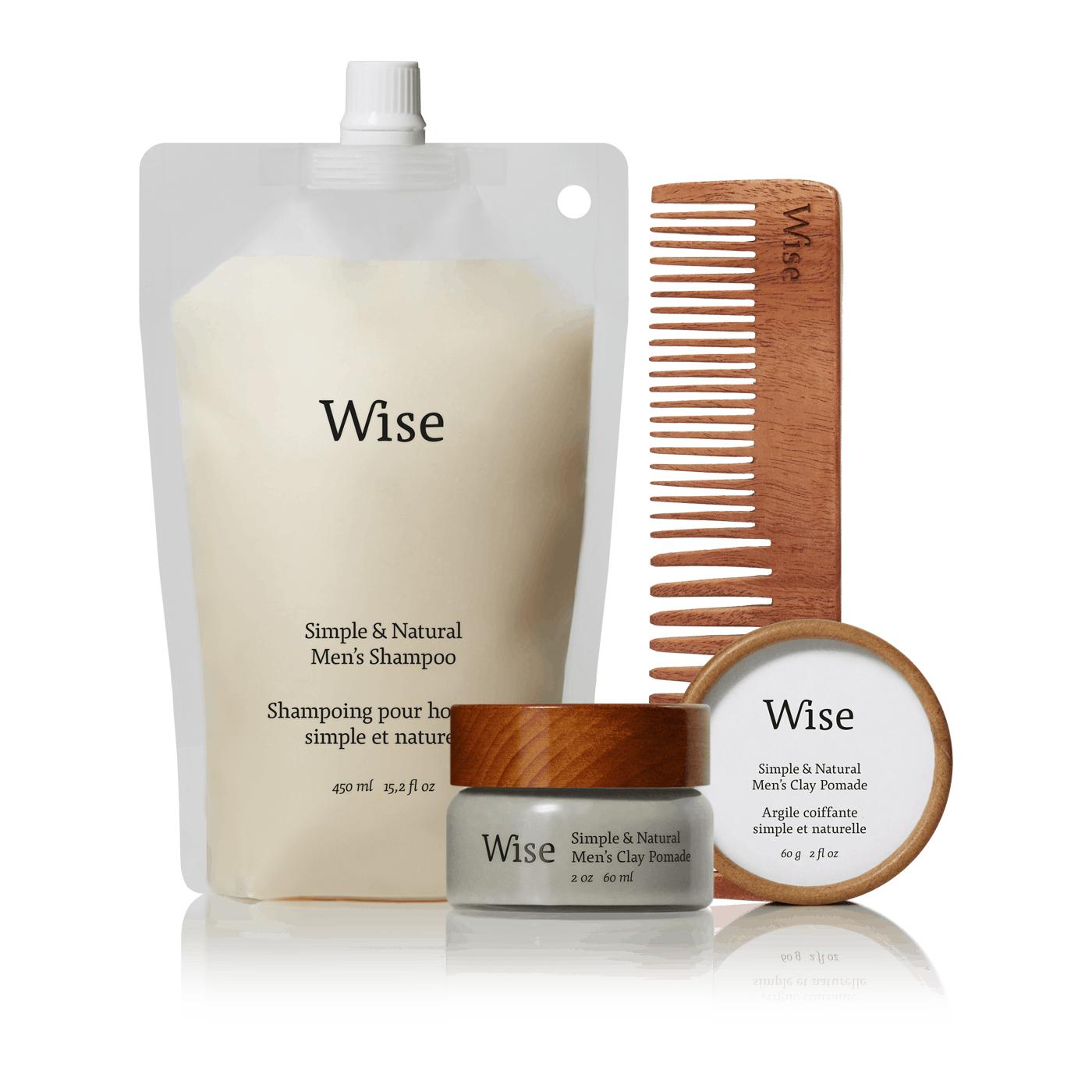 Wise Grooming Products