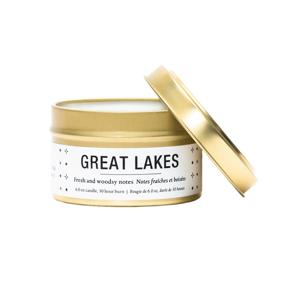 Vancouver Candle Co. Great Lakes Candle