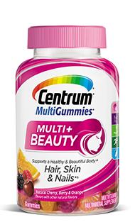 Centrum Beauty Gummies