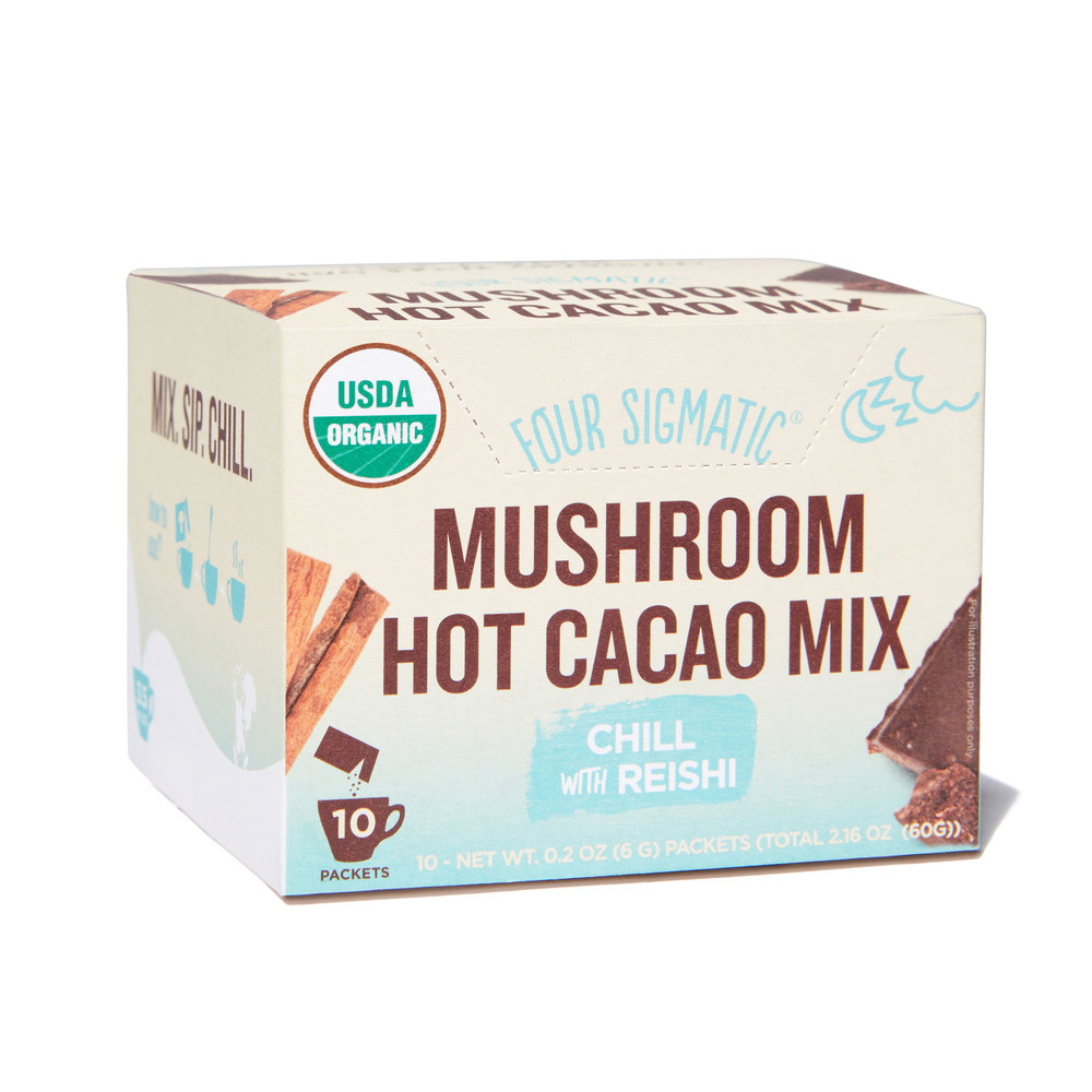 Four Sigmatic Hot Chocolate
