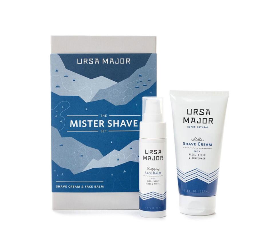 Mister Shave Kit