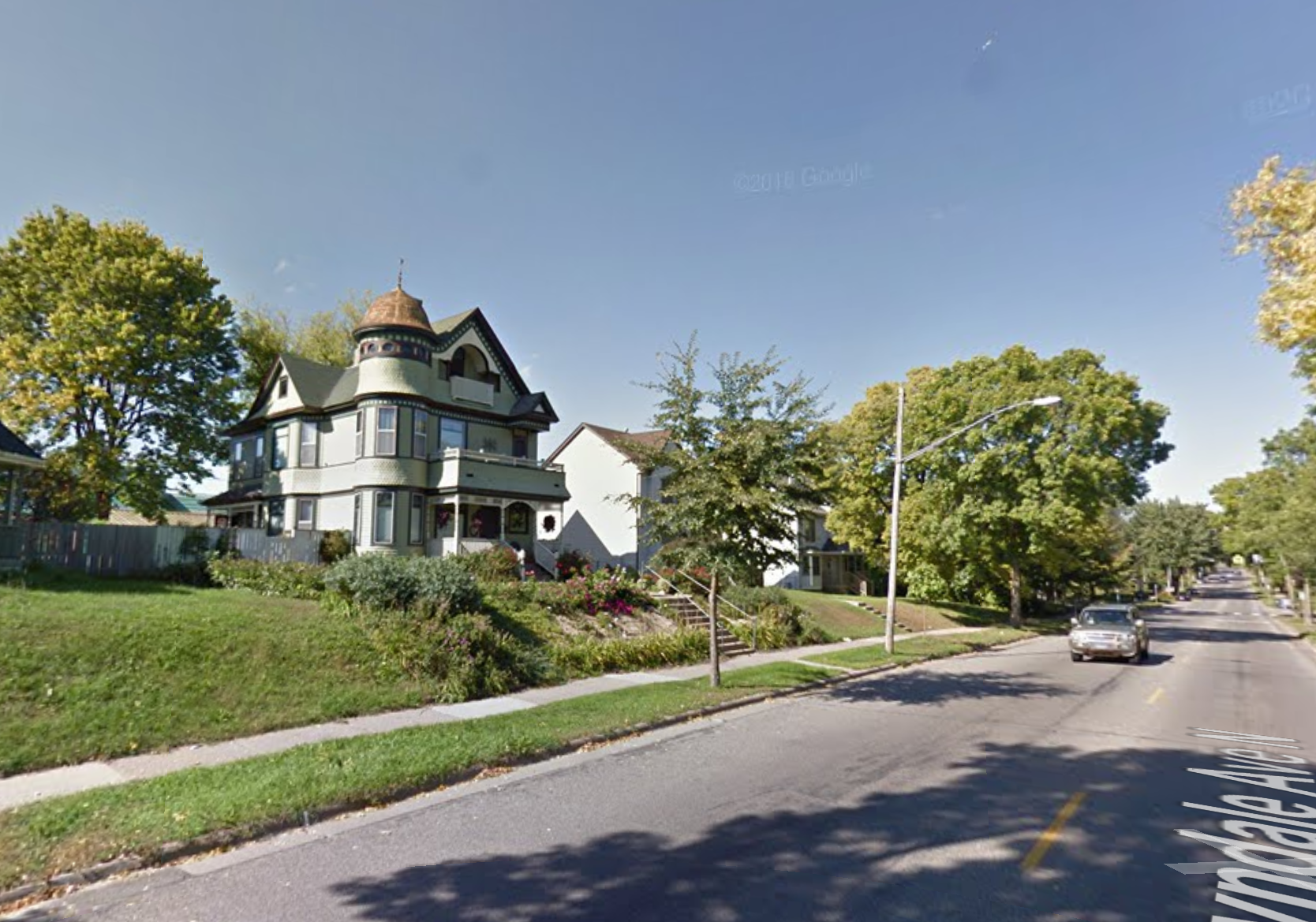 One of the many beautiful homes in North Minneapolis worth preserving