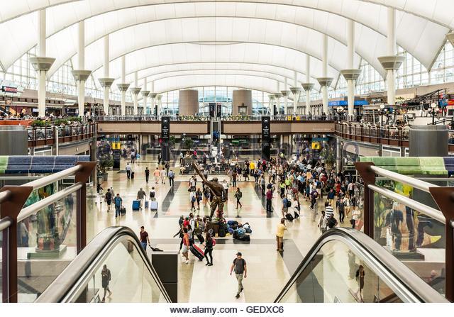 Denver International Airport (image courtesy of alamy.com)