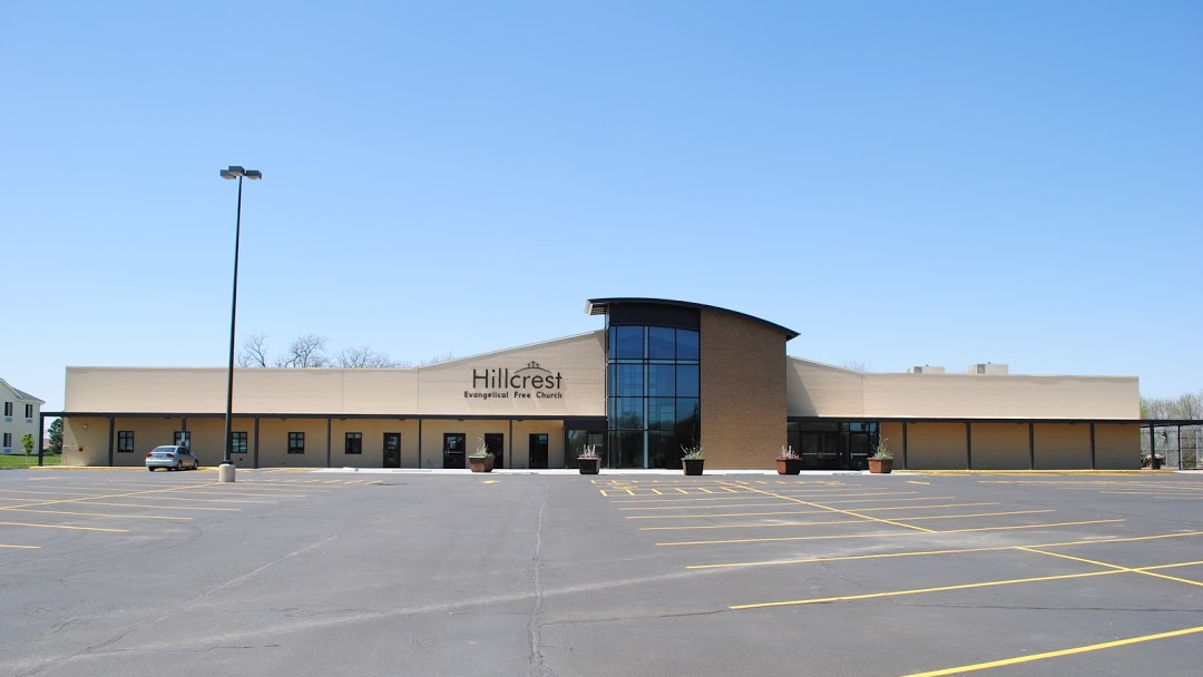 Former Walmart turned church (courtesy of Hillcrest Evangelical Church)
