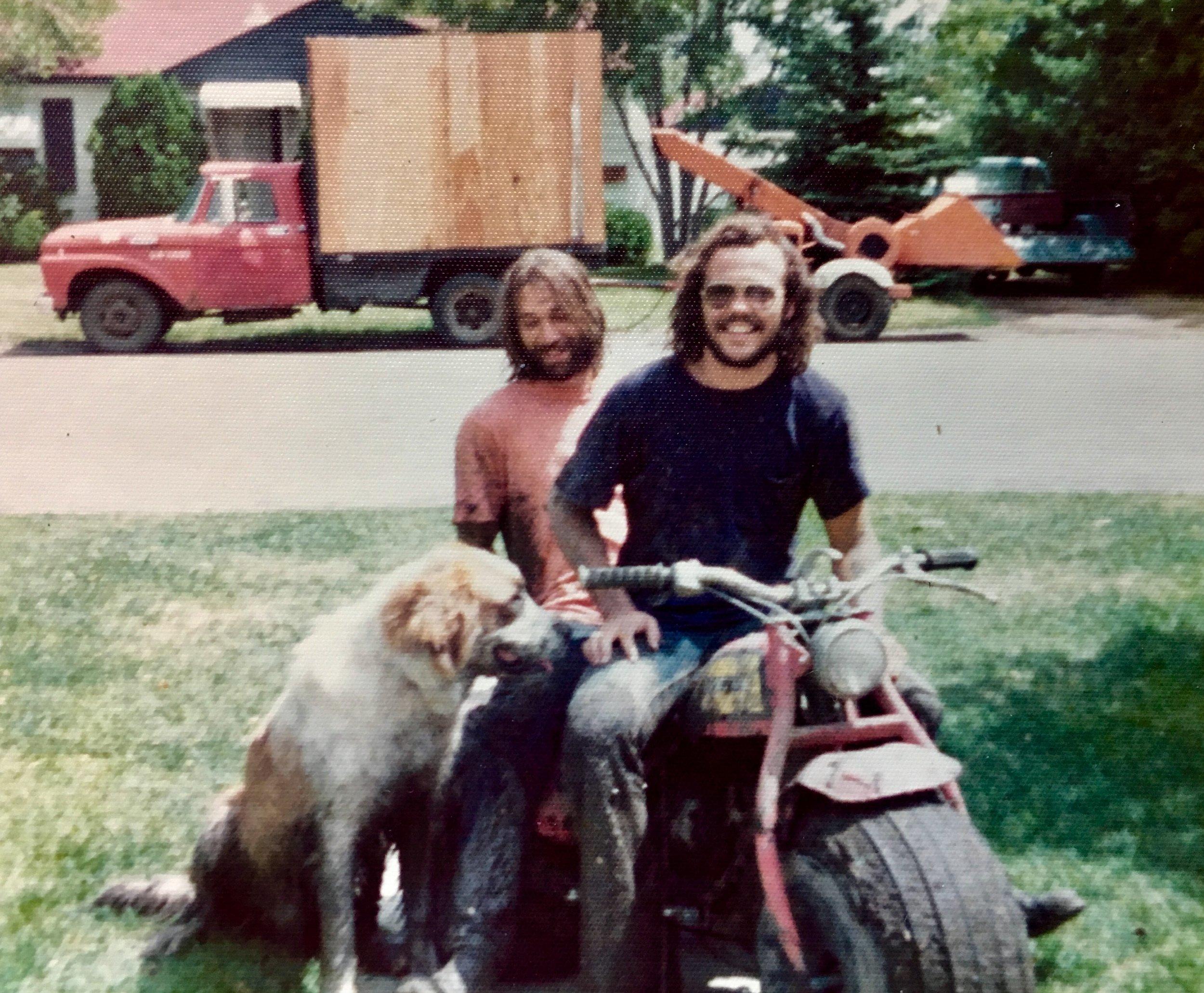 Joe Glover, Dad-Brian.jpg