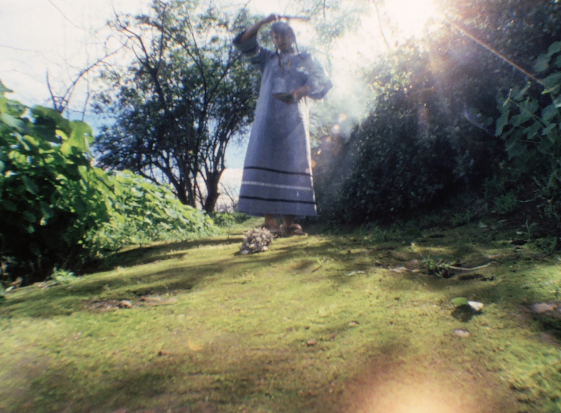 Eve-Lauryn LaFountain,  Smudge series , video, 7min 13sec, 2014