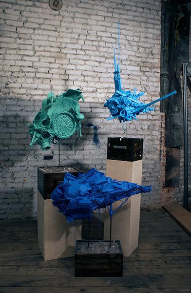 Marc-Anthony Polizzi, Untitled, 2014.