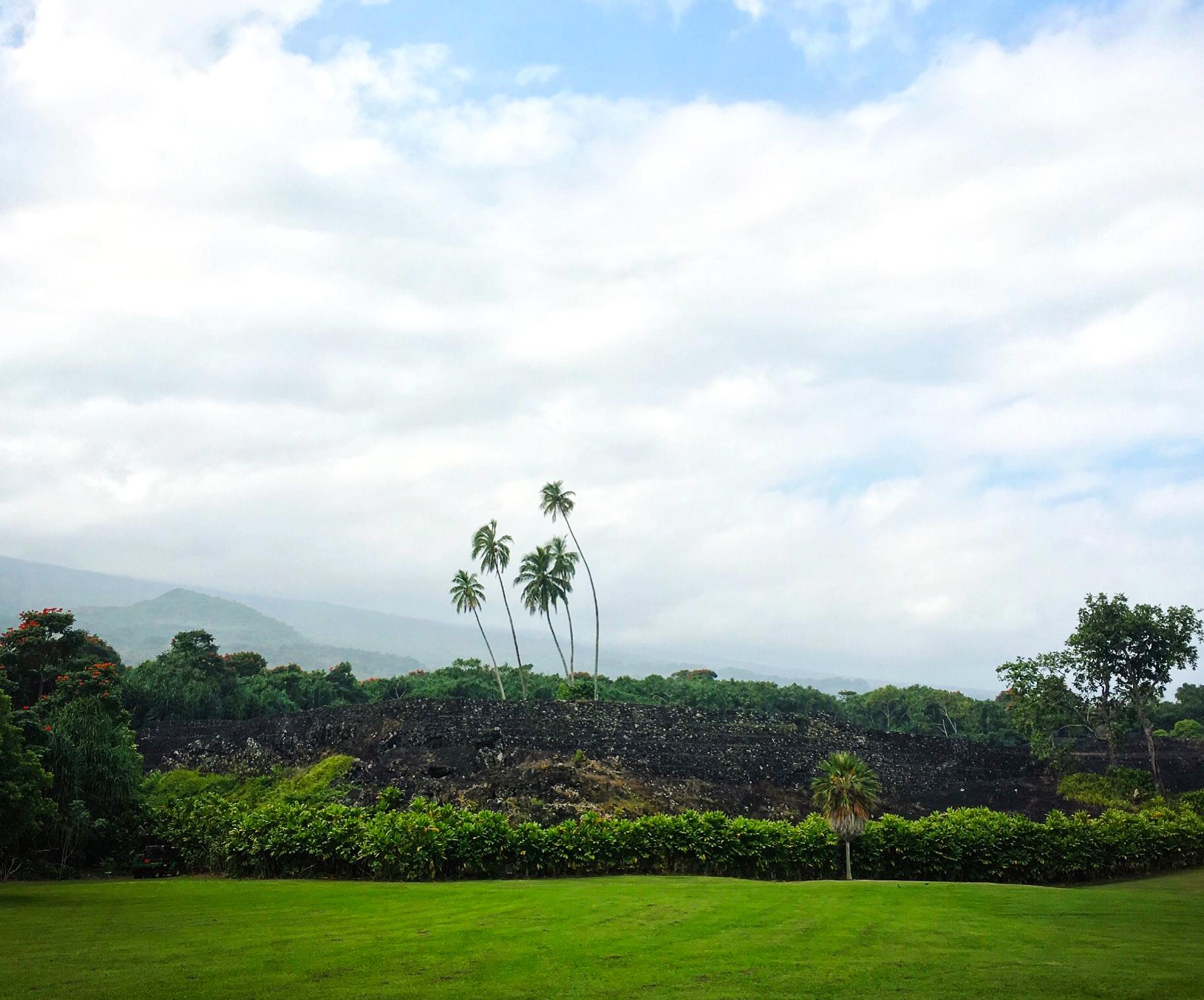 At Pi'ilanihale Heiau in Hana, Maui