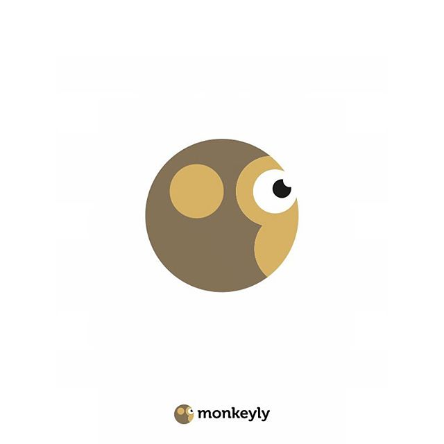 Flat logo design for monkeyly.com 🙈 ⠀ #animal #animallogo #artwork #brand #brandidentity #branding #brandname #business #creative #customlogo #designinspiration #dickxblacker #domainforsale #flatdesign #flatlogo #graphicdesign #identity #logo #logodesign #logodesigner #logoinspirations #minimal #minimalist #minimallogo #monkey #simplistic #startup #vector #vectorart #xDick