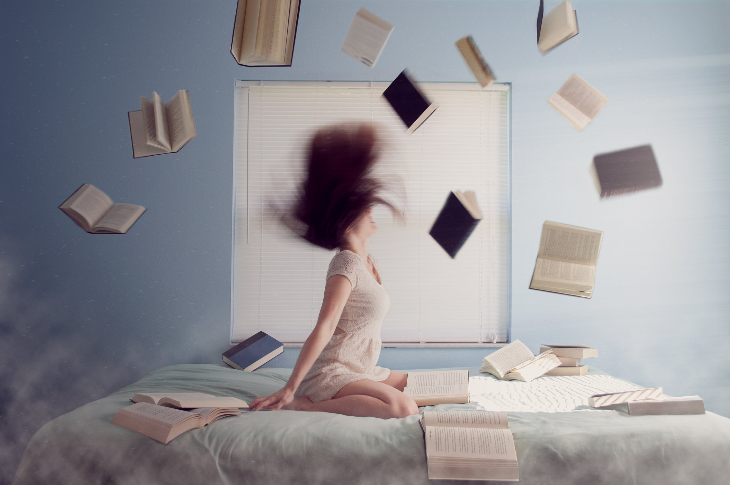 Self-Help books to help personal development