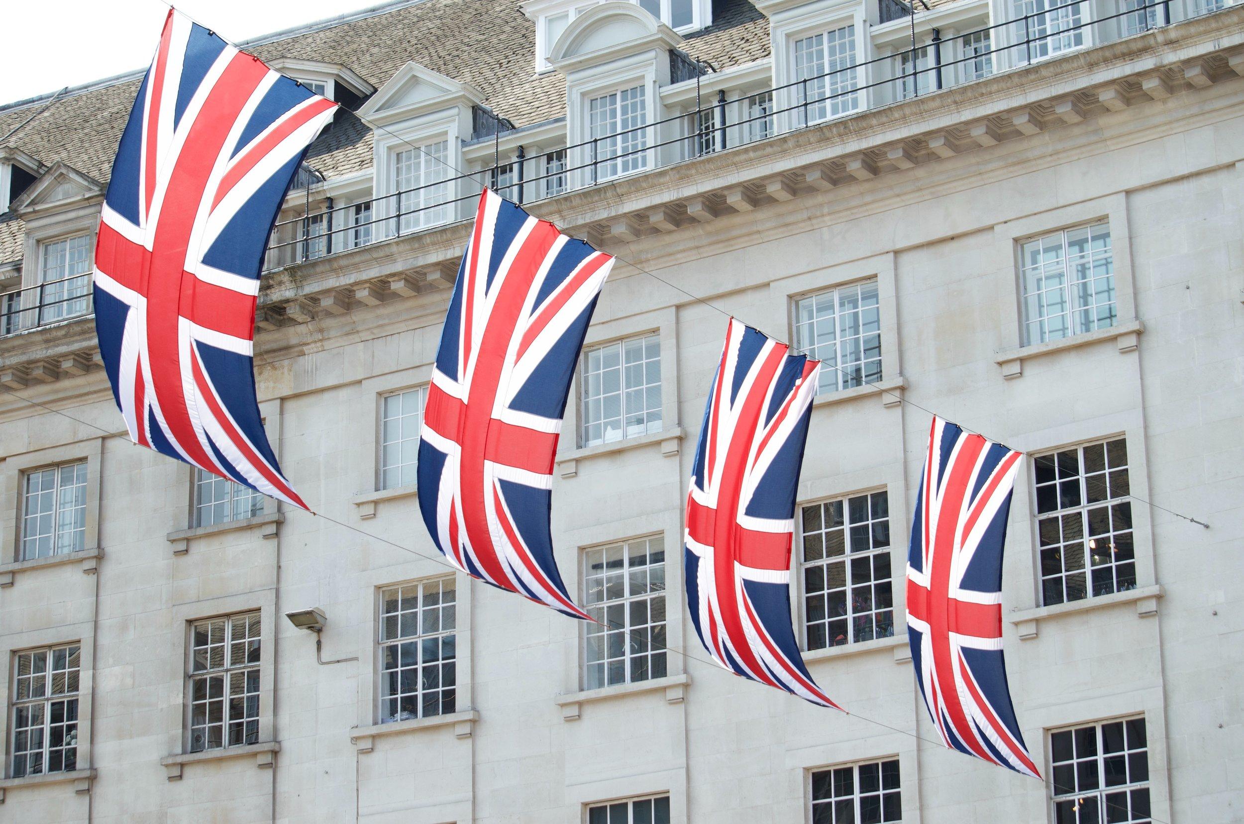 UK economy updates