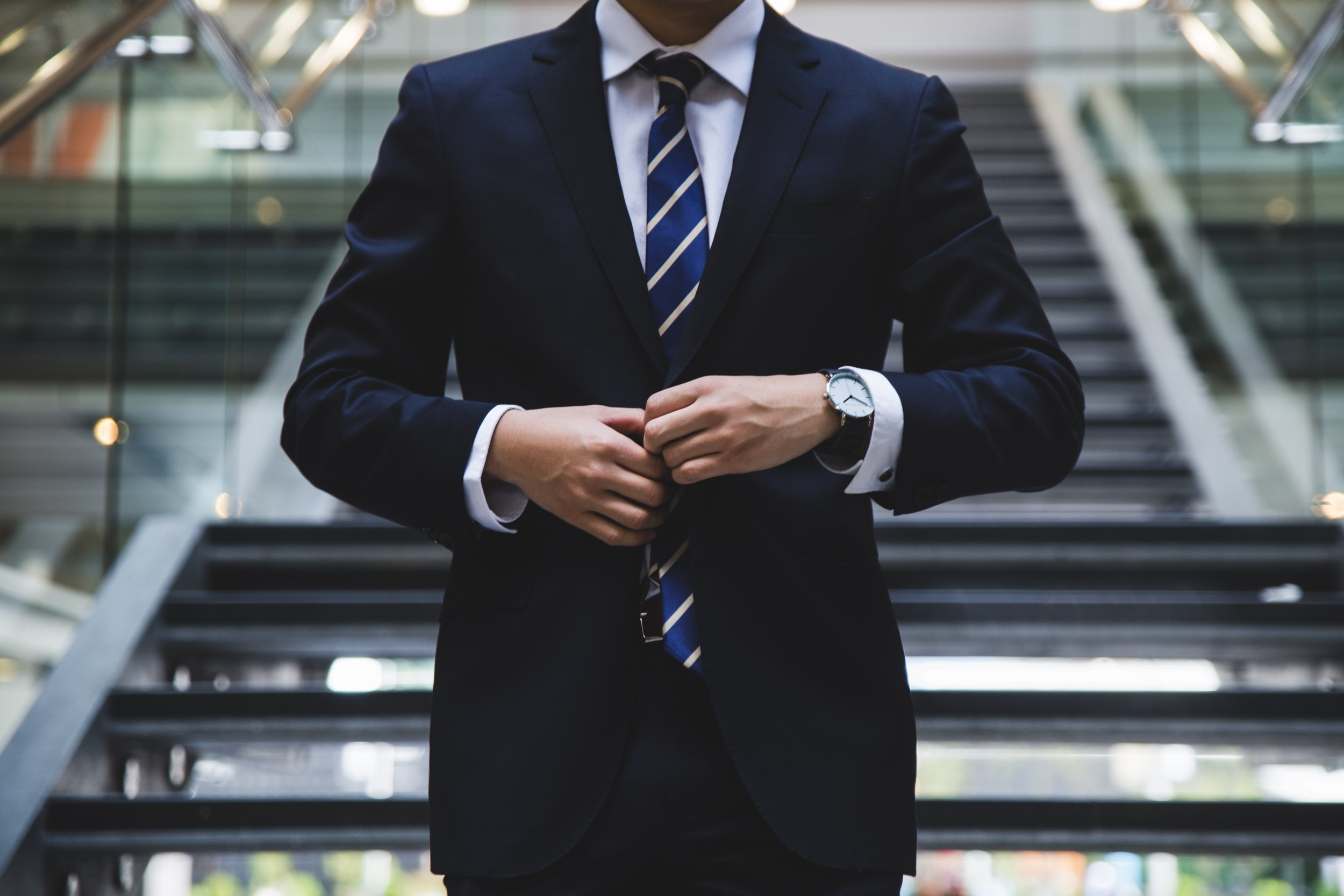 how to dress up for success