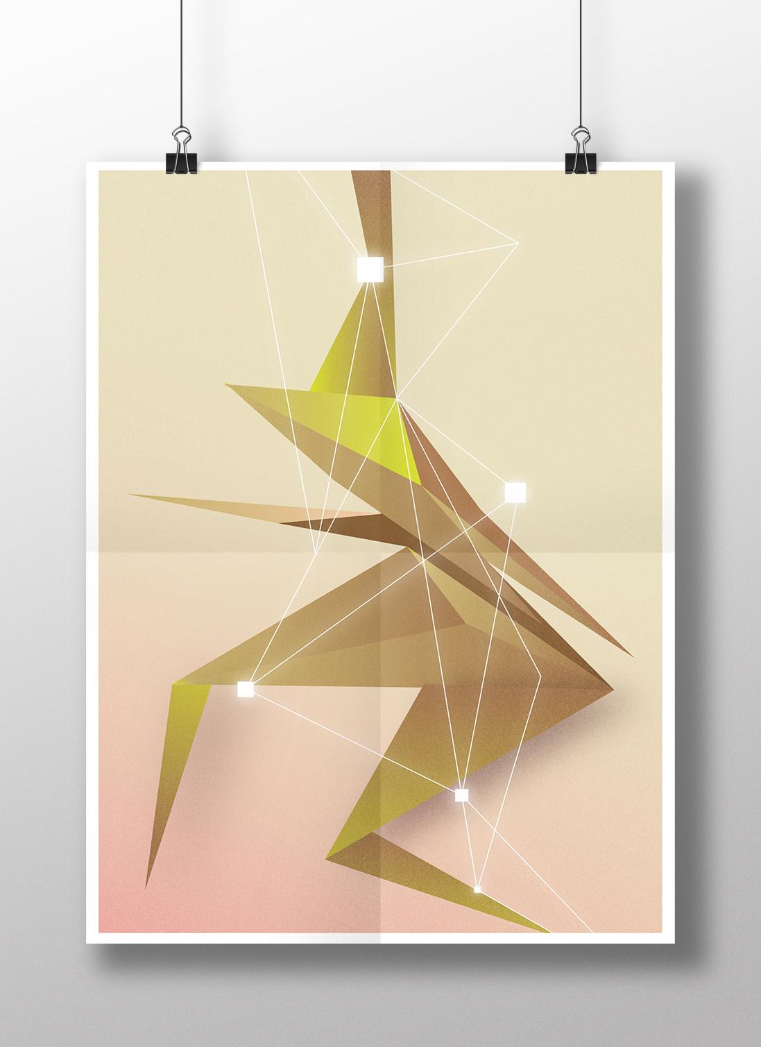 Poster Design Concept   Illustrator CC/2017