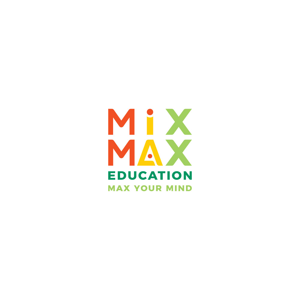 MIX MAX EDUCATION LOGO