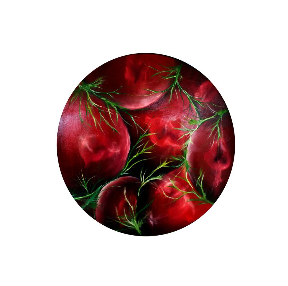 Dermis (Red)