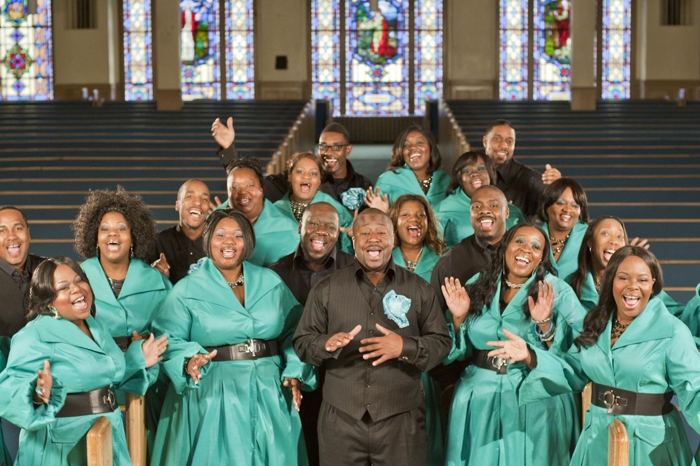 Larry Callahan & Selected of God Choir