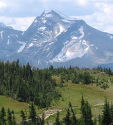 Glacier National Park, August 2006