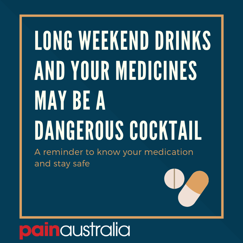 Long weekend drinks and your medicines may be a dangerous cocktail.png