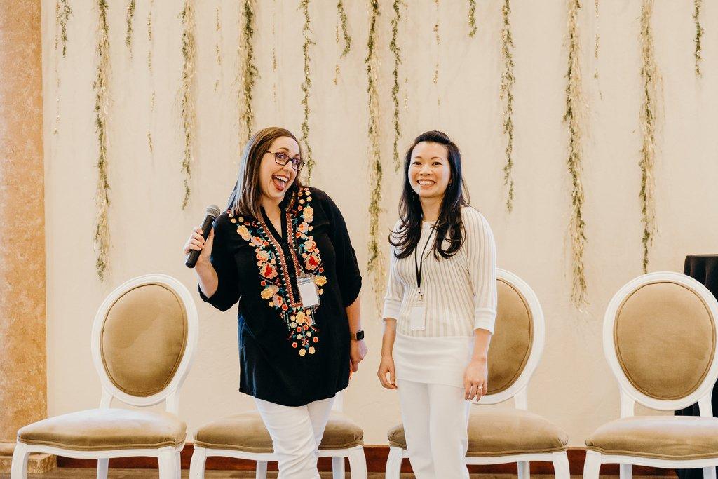 Oklahoma Speaker Presenter Thai-An Truong Postpartum Depression Postpartum Anxiety