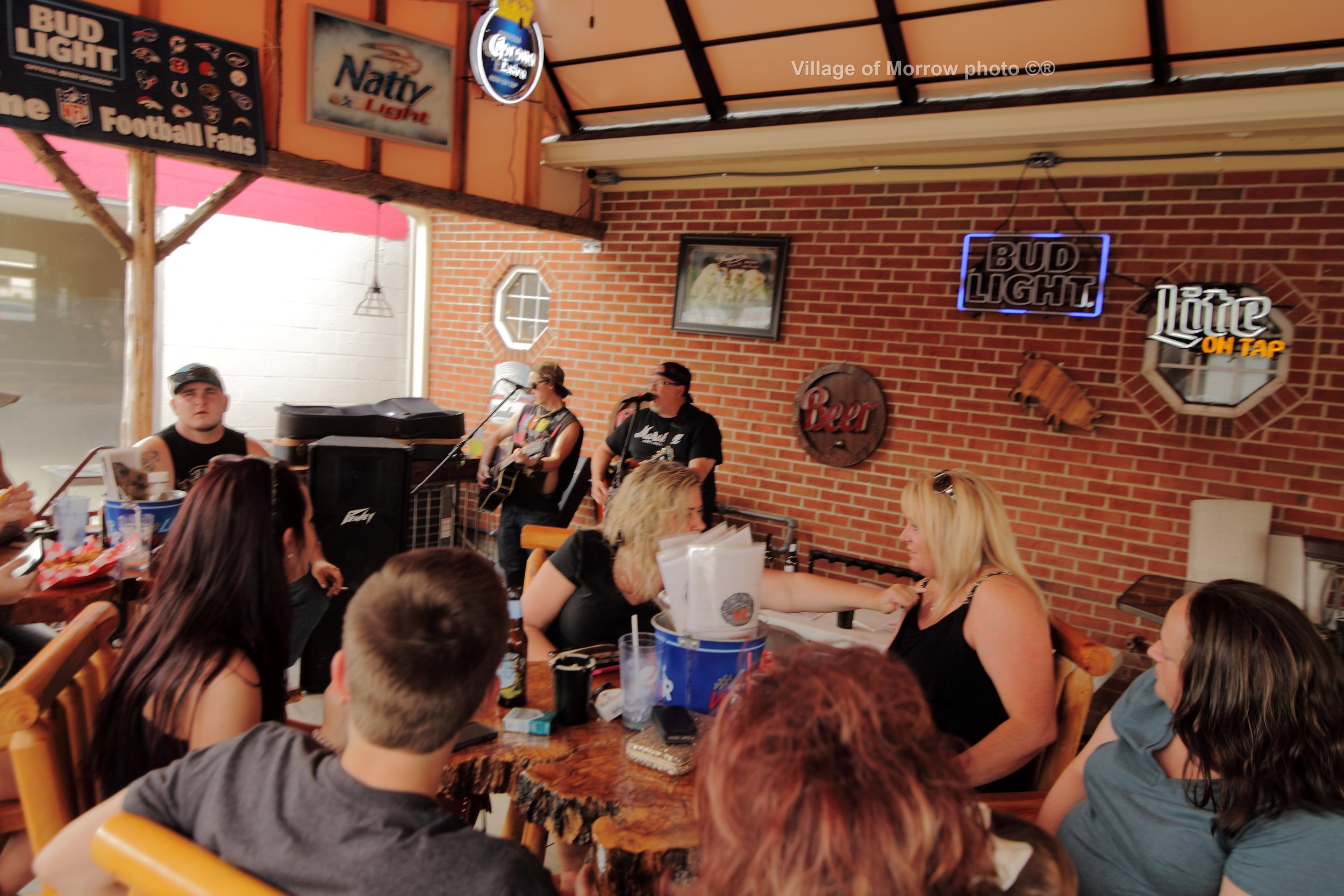 ✔️  Michael Wayne Stacey & Rambo Stacey performed at the 1st event on May the 14th