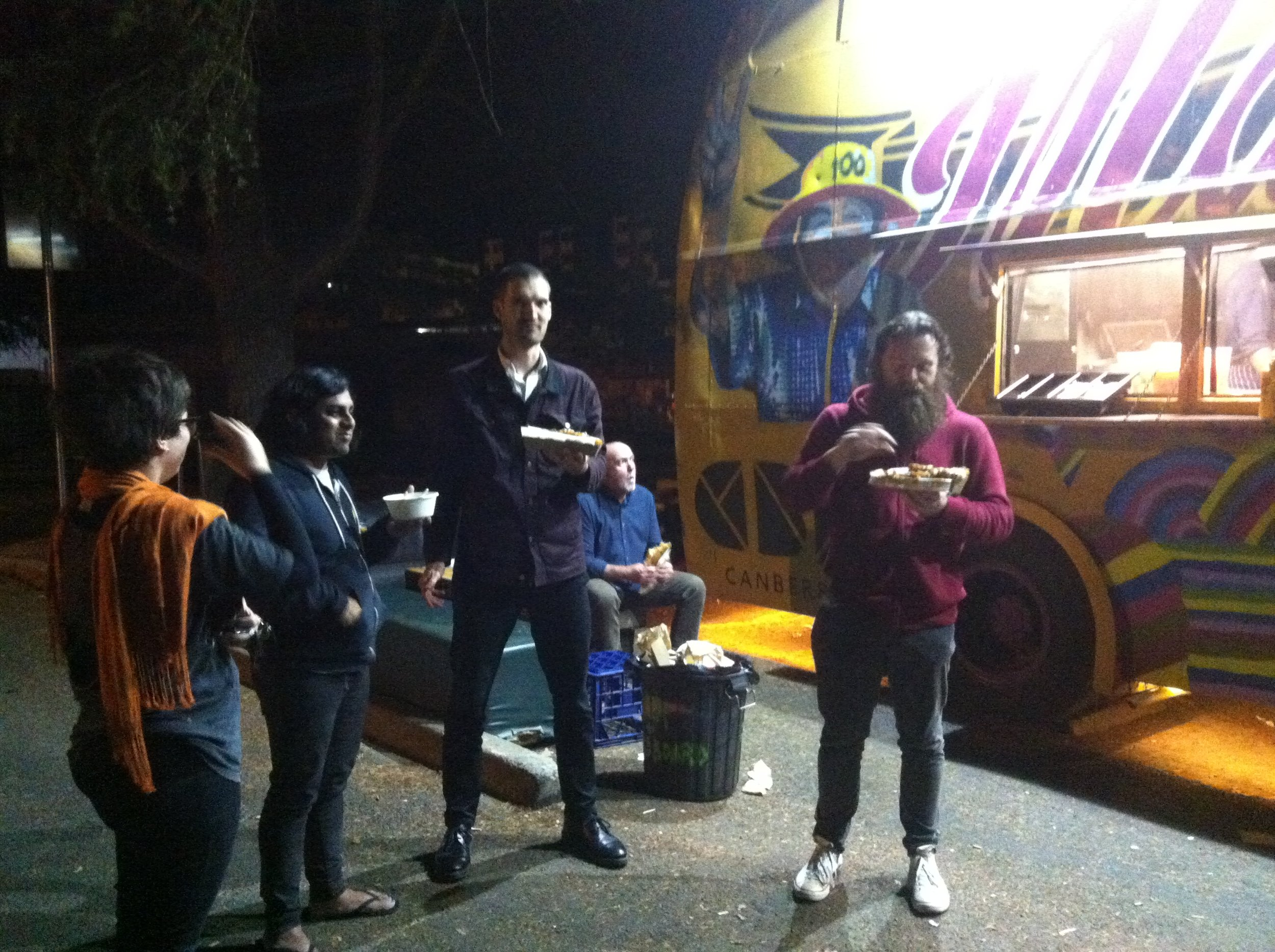 Canberra Food Truck