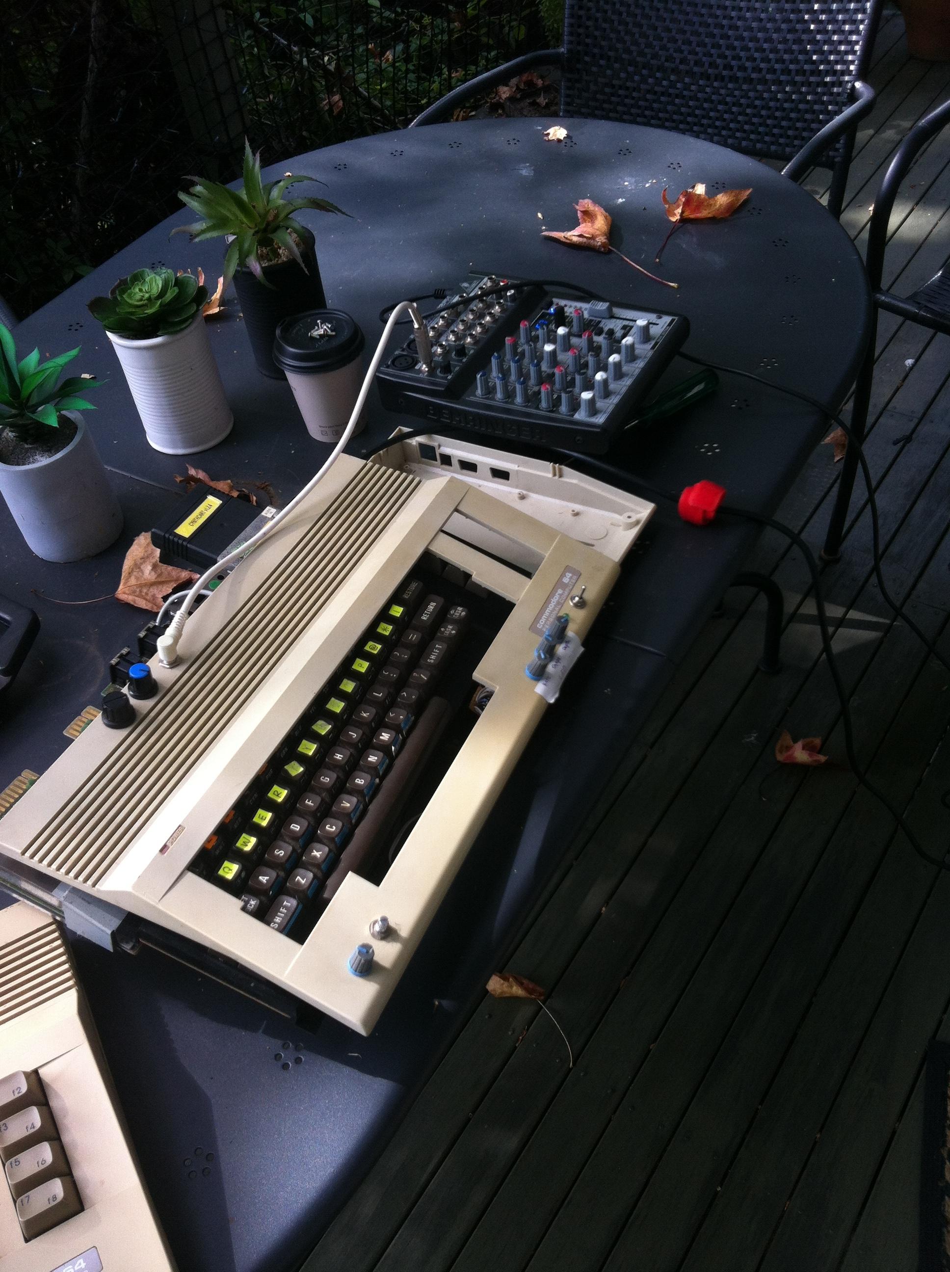 C64 Repairs