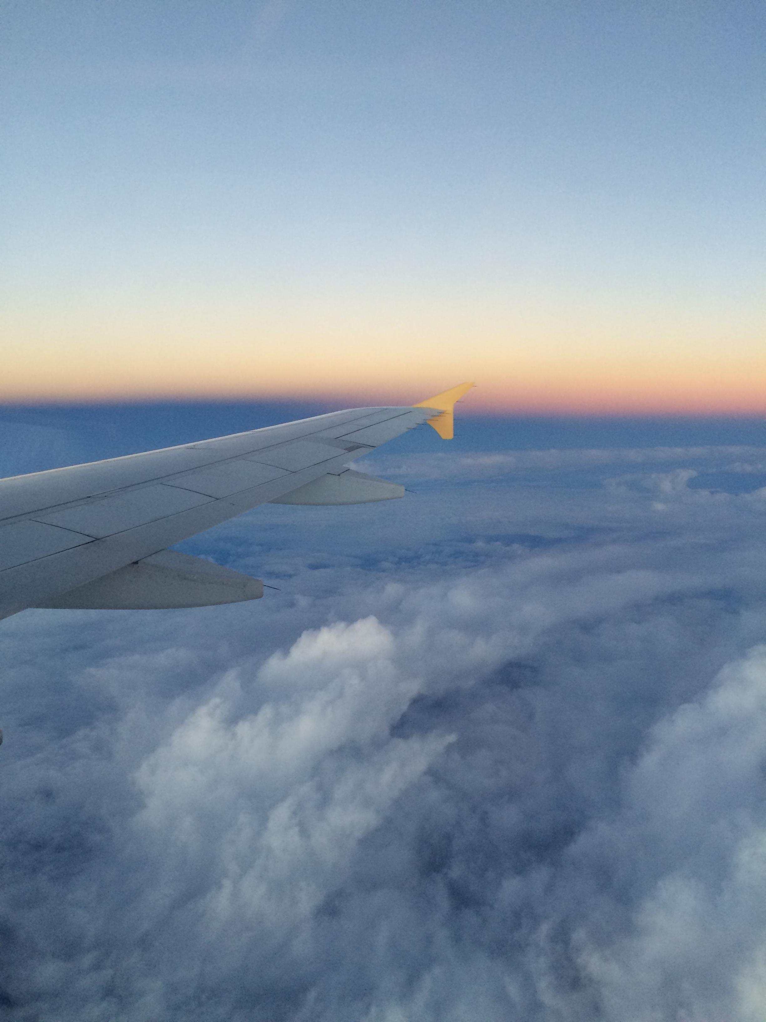 Obligatory plane window shot