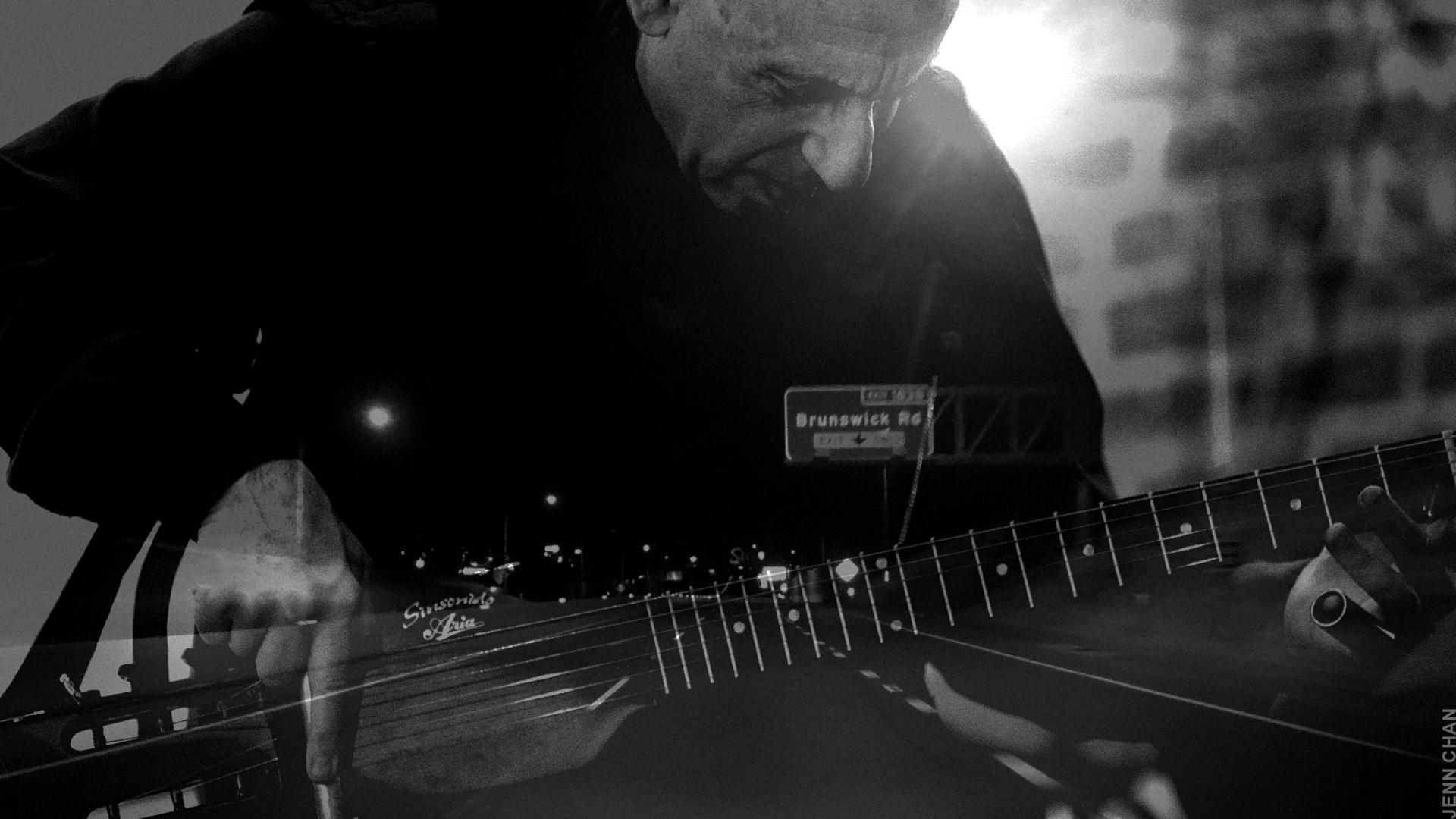 "Still Images from ELLIOTT SHARP ""Momentum Anomaly""  / WATCH VIDEO BELOW"