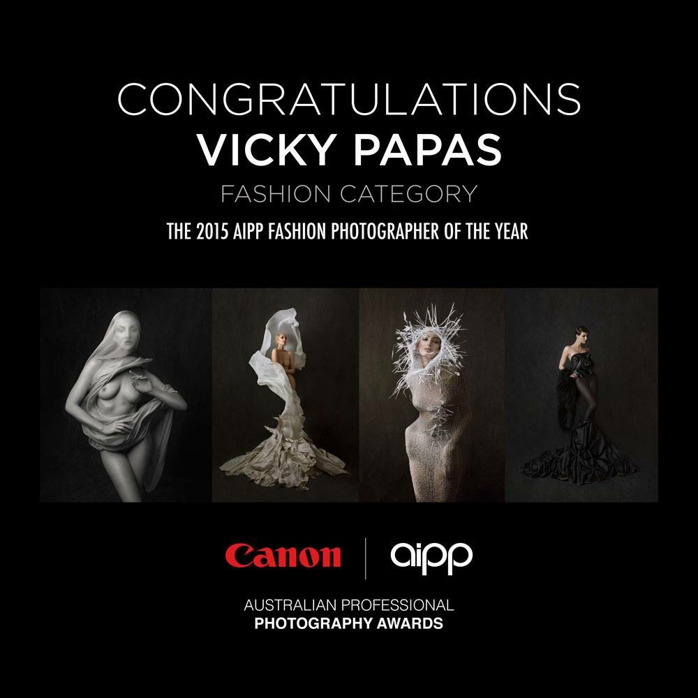 CANON AIPP AUSTRALIAN PROFESSIONAL PHOTOGRAPHY AWARDS 2015
