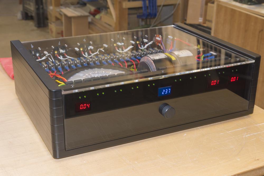 Z-Axis Audio Symetrica