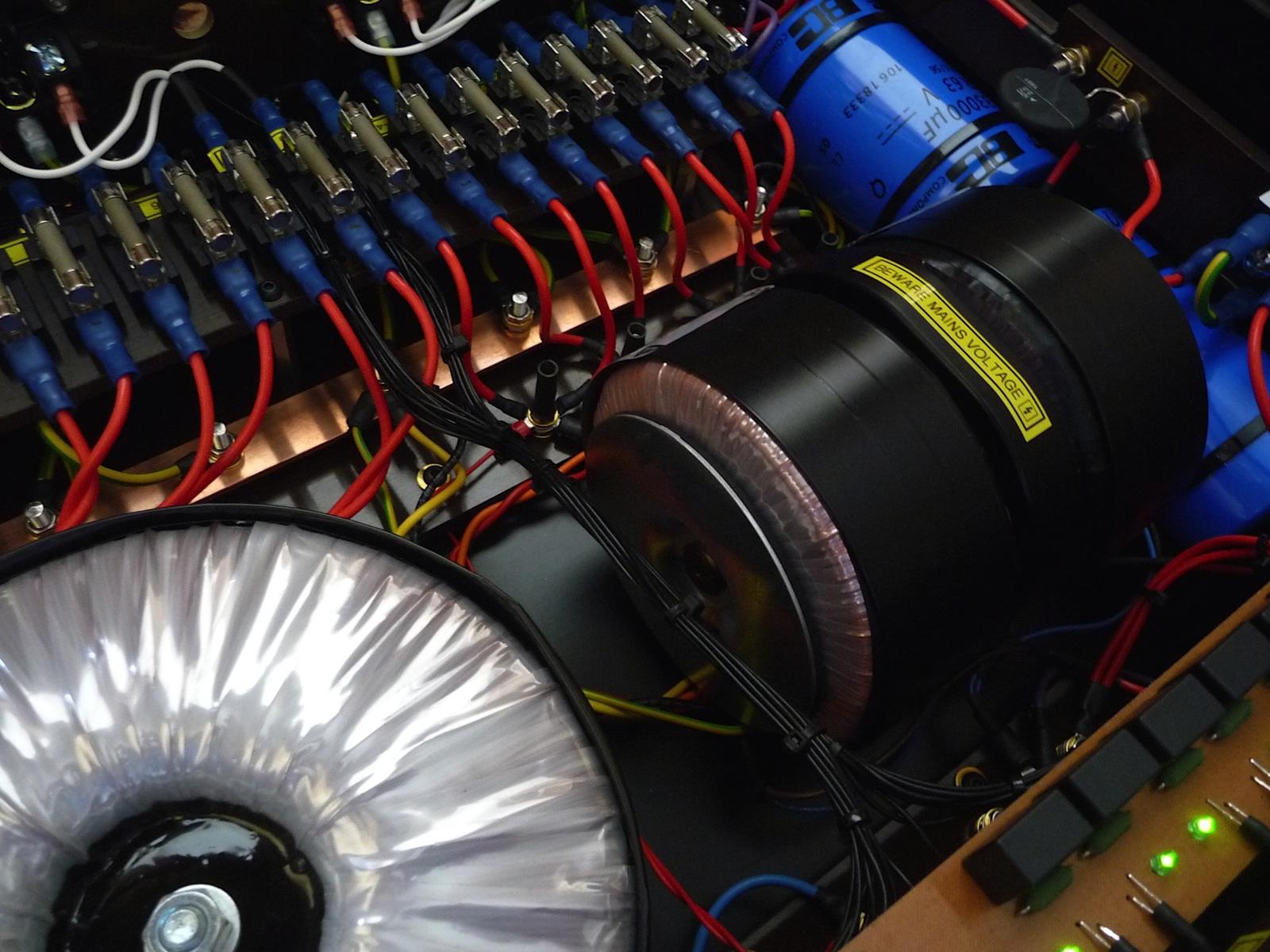 Z-Axis Audio Symetrica Balanced Power Supply