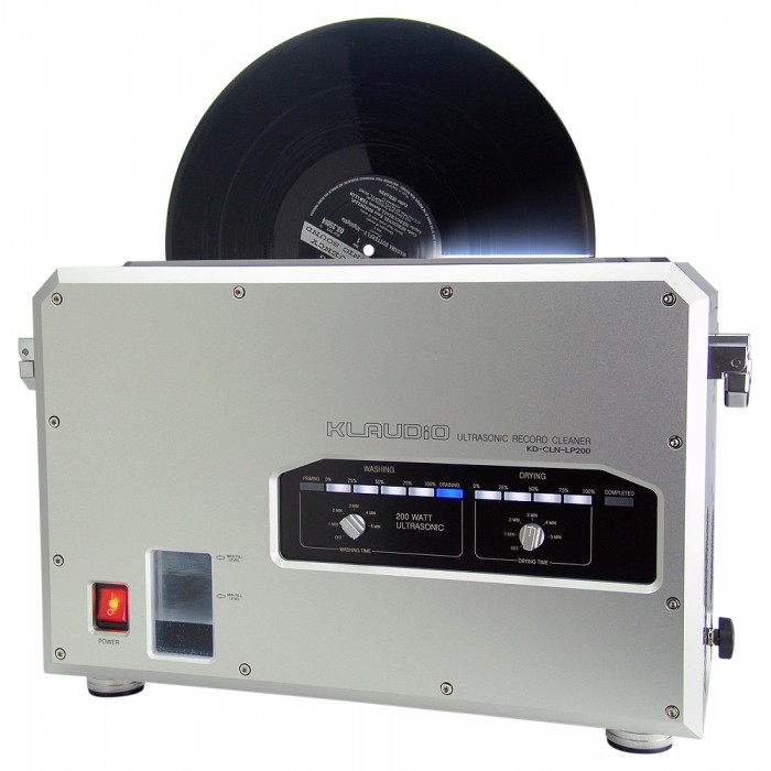 KL Audio ultrasonic record cleaning machine. Extremely effective but pricey.