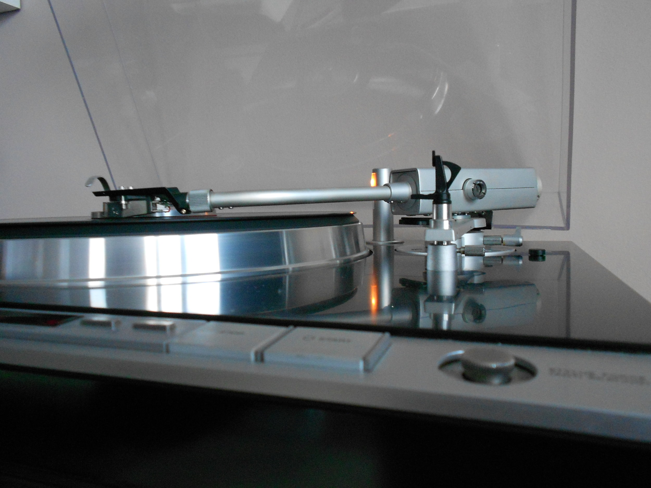 Sony PS-X75 Biotracer turntable.