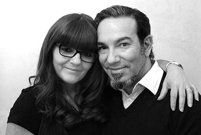 Anna-Lisa und Massimo Pisu